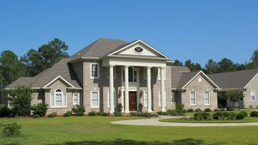 Luxury Exteriors Ertl Homes Custom Building And Home
